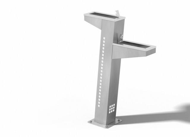 Mobiliario y equipamiento urbano freycon fuentes for Mobiliario urbano tipos